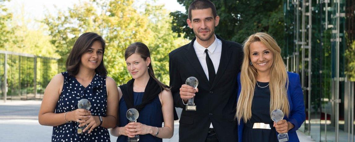 Estudante de MBA portuguesa conquista Prémio BioCamp Novartis