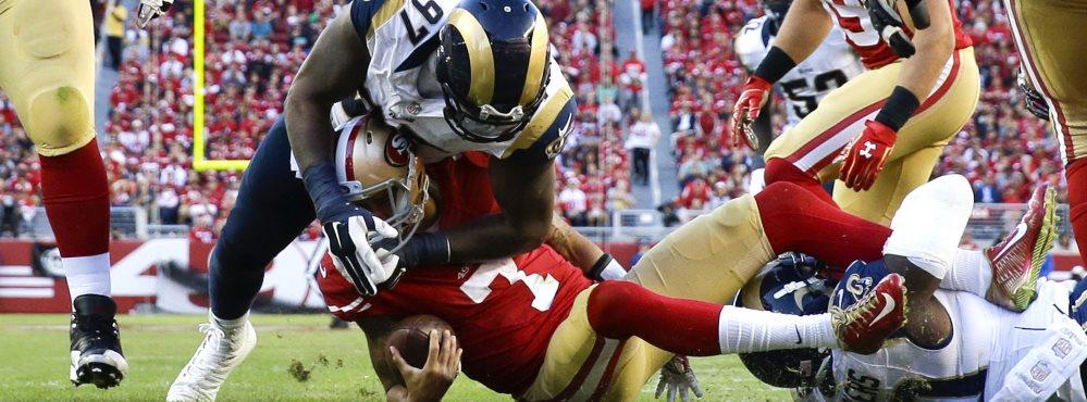 9fe6d89323 Futebol americano  Liga vai investir mais 100 milhões no combate a lesões  cerebrais