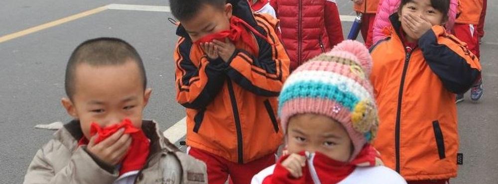 Crianças com determinada variação genética são mais vulneráveis aos efeitos da poluição atmosférica