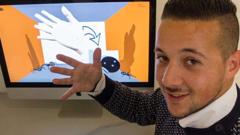 Estudante desenvolve jogo de realidade virtual para combater fobias