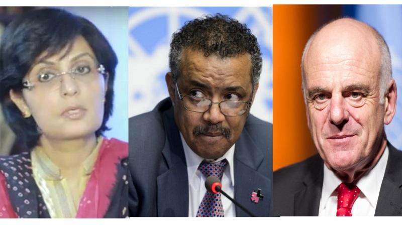oms designa tr u00eas candidatos para a elei u00e7 u00e3o do diretor-geral em maio