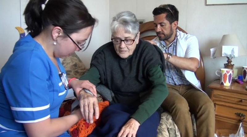 Hospitalização Domiciliária no Oeste ultrapassa mil visitas em dois meses