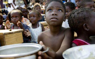 Fome no mundo regista terceiro aumento anual consecutivo