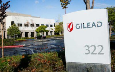 "Pela primeira vez Gilead lidera o ""The 2019 Pharmaceutical Innovation Index"""