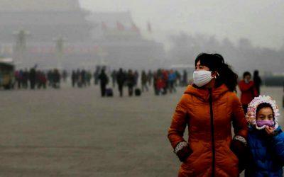 Europeus respiram ar com poluentes que já causaram mais de 400 mil mortes prematuras