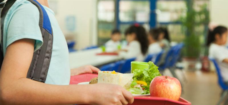 Crianças podem comer mais frutas e vegetais se tiverem pratos com imagens dos alimentos