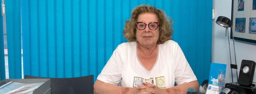 """Isabel Saraiva: """"As doenças respiratórias são um pouco esquecidas"""""""