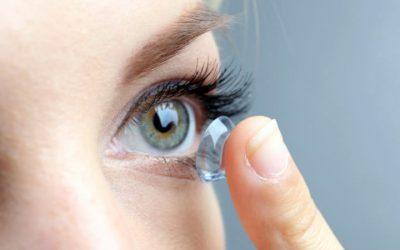 Lente de contacto mede níveis de glicose