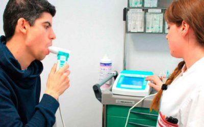 RESPIRA alerta para a importância da realização da espirometria