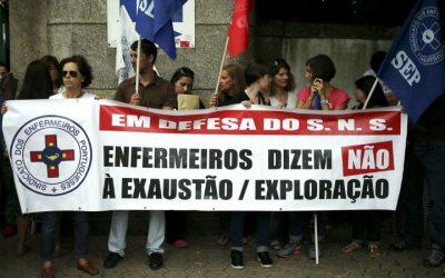 Hospital São João admite reduzir camas e cirurgias por falta de enfermeiros