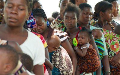 OMS defende que mortalidade materna e desnutrição devem ser prioridades em Moçambique