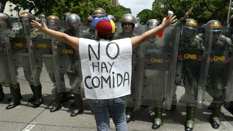 Venezuela: ONU lança apelo para ajuda de emergência a 2,6 milhões de pessoas