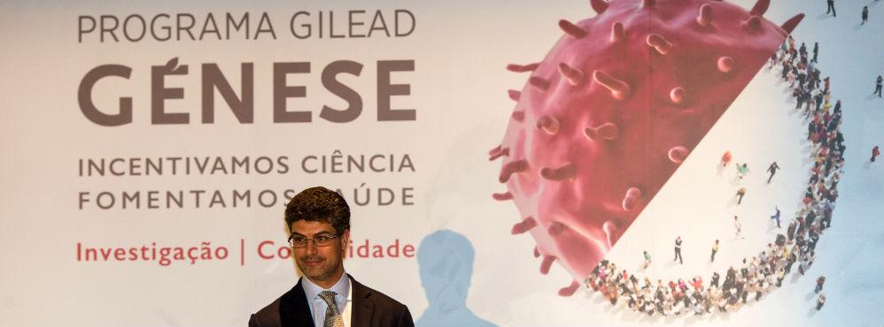 Programa Gilead GÉNESE: Uma referência na área da Saúde