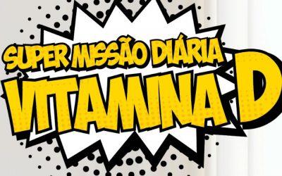 """""""Missão Diária: Ser Mãe"""": Nova plataforma dedicada à Vitamina D na infância"""