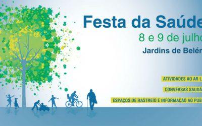 Festa da Saúde 2017 chega aos jardins de Belém