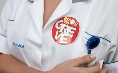 Sindicato Democrático dos Enfermeiros desconvoca greve geral da próxima semana