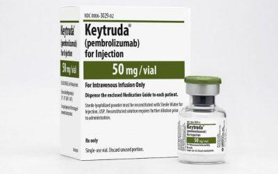 Com um seguimento superior a um ano, o KEYTRUDA® (pembrolizumab) da MSD revela um benefício contínuo de sobrevivência global