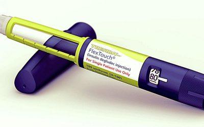Ensaio clínico demonstra que a Insulina Degludec (Tresiba®) não aumenta risco de eventos cardiovasculares major
