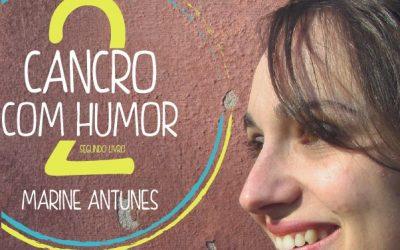 Sobrevivente de cancro lança livro 'Cancro com Humor 2 -É possível ser feliz no caos'