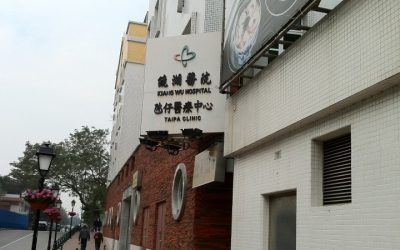 Governo de Macau com reservas sobre adoção de um seguro de saúde universal