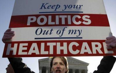 Lei da saúde republicana sofre novo golpe com oposição de senador EUA Rand Paul