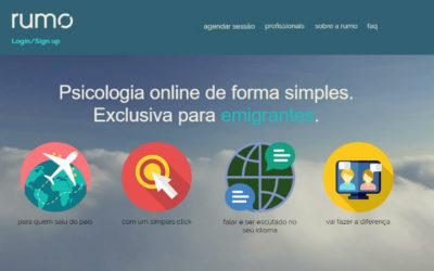 Rumo: A plataforma online de apoio psicológico para emigrantes que está em expansão