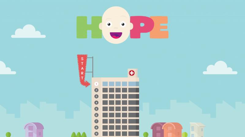 Videojogo para crianças com cancro distinguido internacionalmente