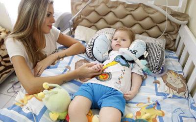 Estudo NURTURE: Maioria dos bebés tratados com nusinersen atinge desenvolvimento normal