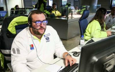 Psicólogos do INEM atendem mais de 50 chamadas por dia