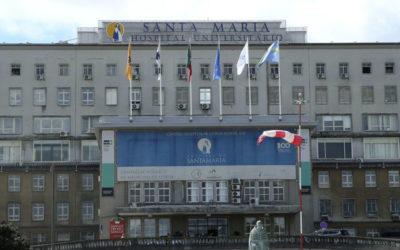 Ordens, sindicatos e administração do hospital Santa Maria vão ser ouvidos na AR
