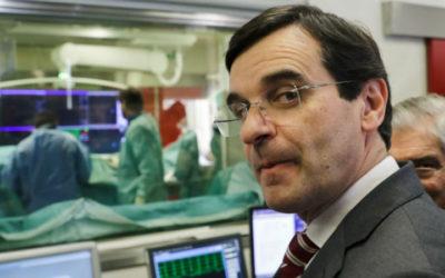 Ministro da Saúde garante que SNS vai ser 100% autónomo em radioterapia até ao final da legislatura