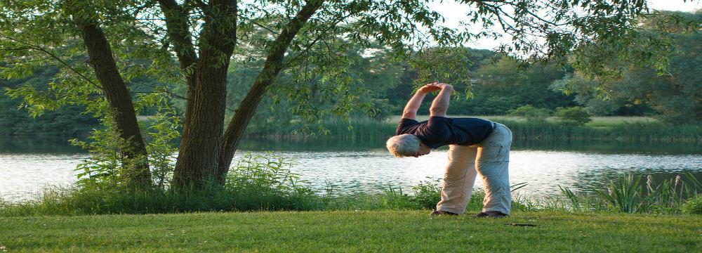 Até o exercício físico leve pode diminuir a mortalidade entre os homens mais velhos