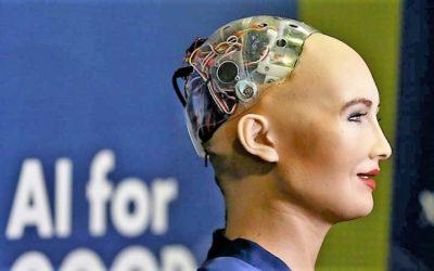 Inteligência Artificial: os robôs humanoides no futuro da tecnologia da saúde