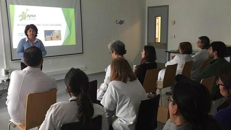 Síndrome de Asperger: Hospital Garcia de Horta recebe associação para sessão de esclarecimento