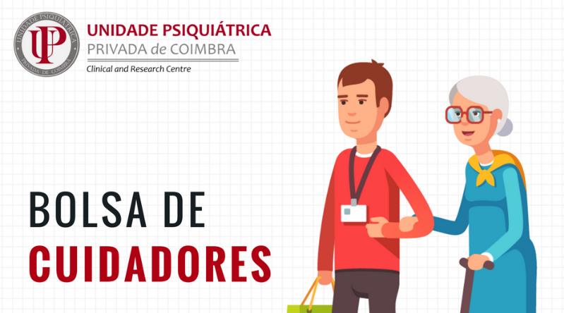 Unidade especializada em saúde mental está a recrutar cuidadores em Coimbra