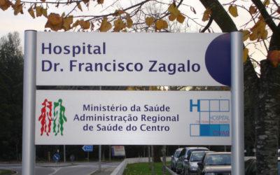 """Presidente dos SPMS diz que Hospital de Ovar é """"um farol digital"""" do SNS"""