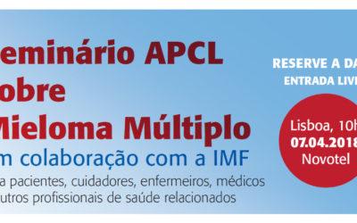APCL e IMF organizam debate sobre Mieloma Múltiplo