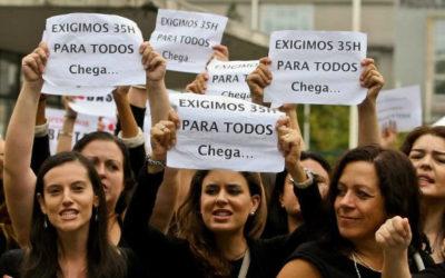 Sindicatos dos enfermeiros podem avançar com greves e manifestações em setembro