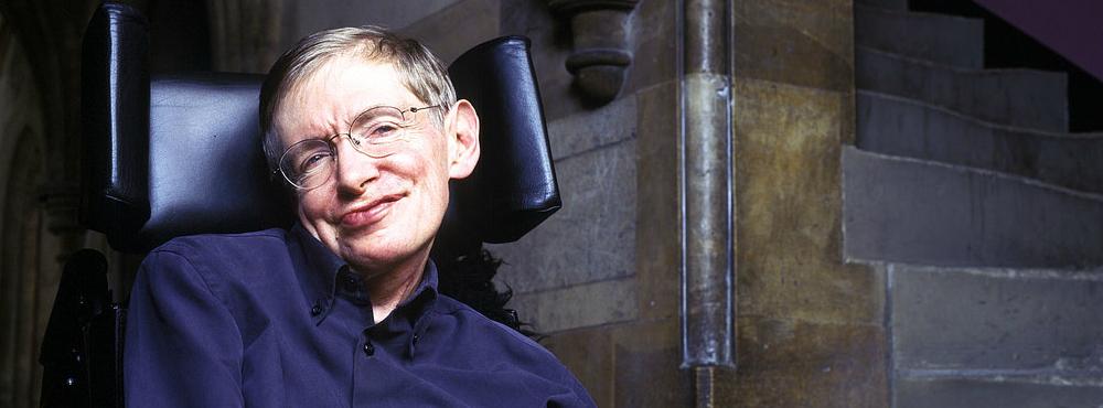 """Óbito/Stephen Hawking: Forma como enfrentou a doença foi """"uma inspiração"""""""