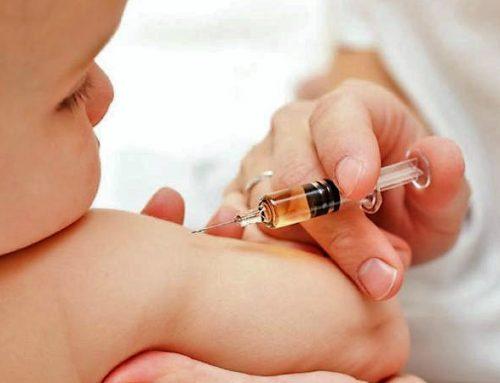 Vacinação de crianças até aos 12 meses diminuiu em 2020