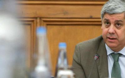 OE é para todos os portugueses e tem de ser sustentável, defende Mário Centeno