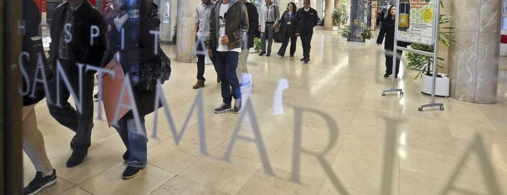 """Santa Maria com projeto de eficência energética para se transformar em """"Hospital verde"""""""