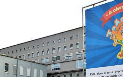 Regulador da Saúde admite não ter fiscalizado contentores pediátricos do São João