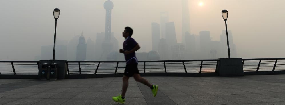 Pior qualidade do ar e aumento da temperatura em Macau em 2017