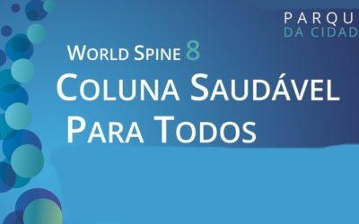 Caminhada e exercícios para uma coluna saudável inauguram 8.º Congresso Mundial da Coluna no Porto