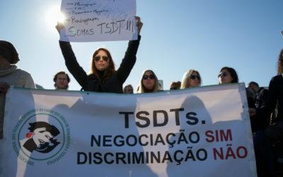 Técnicos de diagnóstico mantêm pré-avisos de greve para junho