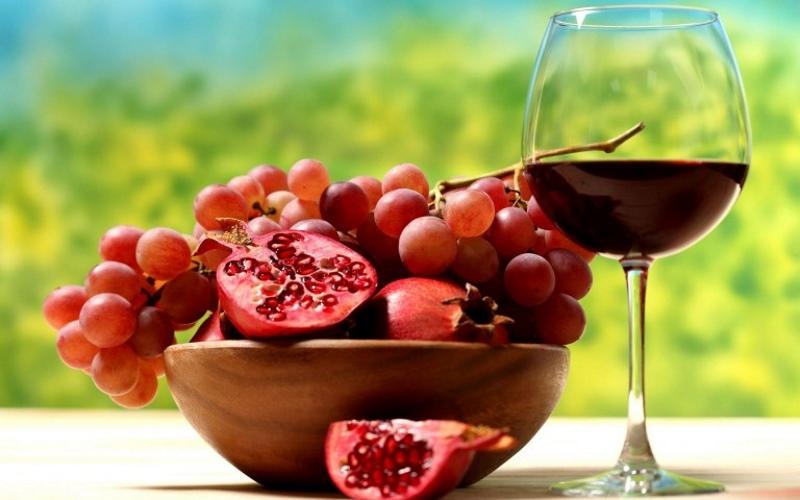 Frutos vermelhos e vinho tinto podem prevenir doenças mentais