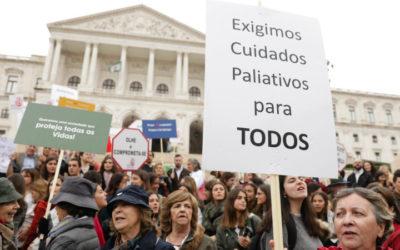 As frases que marcaram o debate que antecedeu o chumbo da despenalização da eutanásia