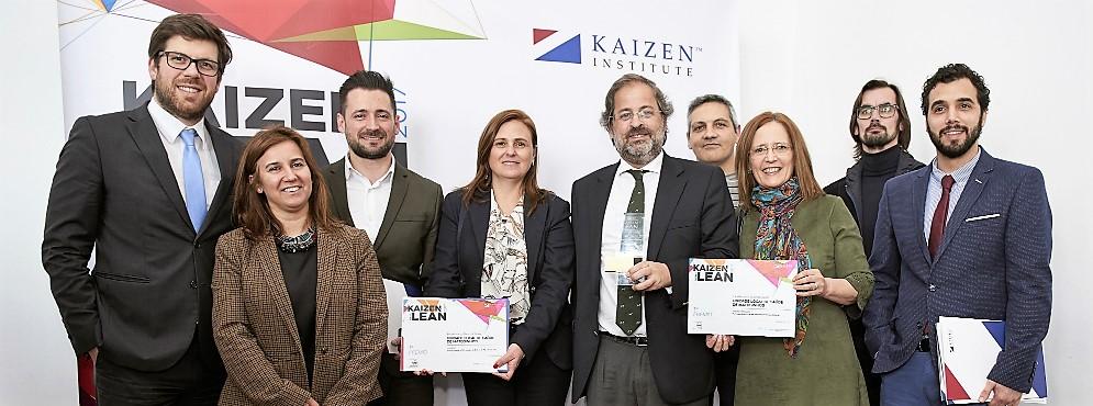 Inovação do Pedro Hispano e IPO Porto conquistam distinção Kaizen Lean