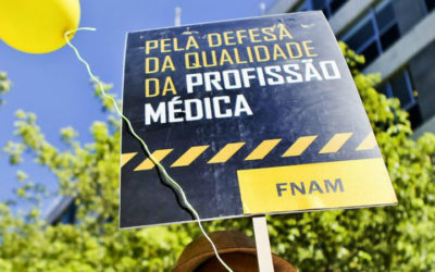 """Federação dos Médicos diz que violência e coação sobre médicos têm crescido """"ano após ano"""""""